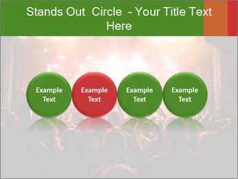 Rock concert PowerPoint Template - Slide 76