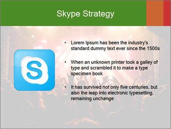 Rock concert PowerPoint Template - Slide 8