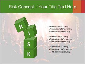 Rock concert PowerPoint Template - Slide 81
