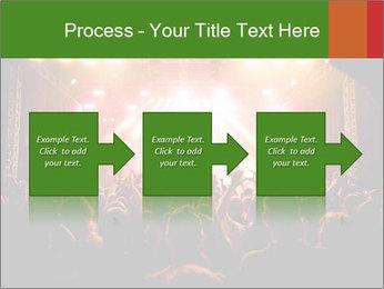 Rock concert PowerPoint Template - Slide 88