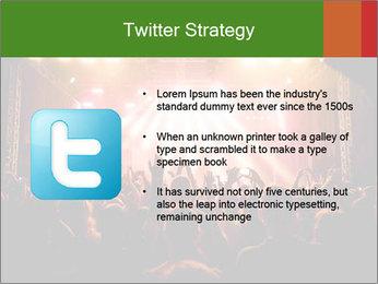 Rock concert PowerPoint Template - Slide 9