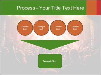 Rock concert PowerPoint Template - Slide 93
