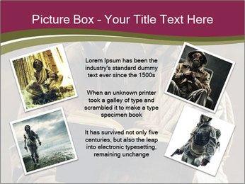 Post apocalyptic survivor PowerPoint Template - Slide 24