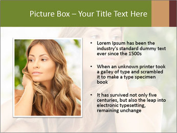 Bright picture PowerPoint Template - Slide 13
