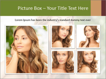 Bright picture PowerPoint Template - Slide 19