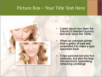 Bright picture PowerPoint Template - Slide 20