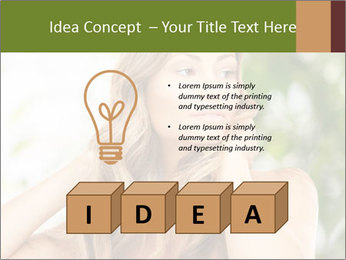 Bright picture PowerPoint Template - Slide 80