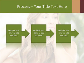 Bright picture PowerPoint Template - Slide 88