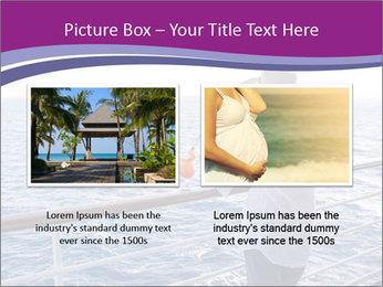 Girl enjoying PowerPoint Template - Slide 18