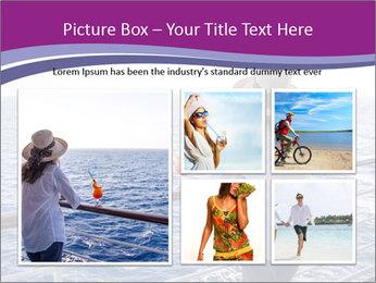 Girl enjoying PowerPoint Template - Slide 19