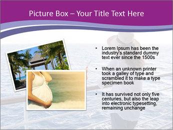 Girl enjoying PowerPoint Template - Slide 20