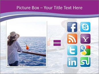 Girl enjoying PowerPoint Template - Slide 21