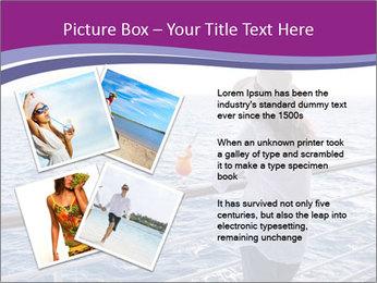 Girl enjoying PowerPoint Template - Slide 23