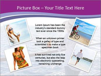 Girl enjoying PowerPoint Template - Slide 24