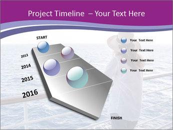 Girl enjoying PowerPoint Template - Slide 26