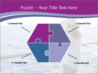 Girl enjoying PowerPoint Template - Slide 40
