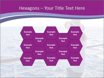 Girl enjoying PowerPoint Template - Slide 44