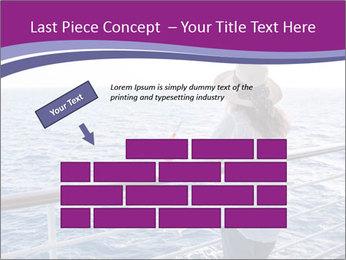 Girl enjoying PowerPoint Template - Slide 46
