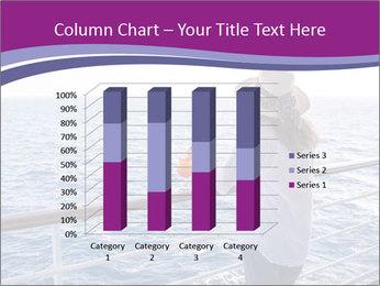 Girl enjoying PowerPoint Template - Slide 50