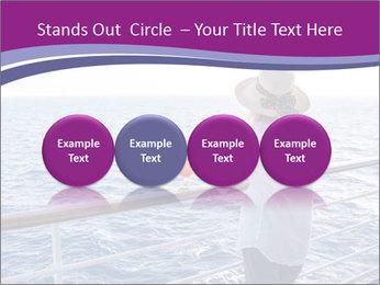 Girl enjoying PowerPoint Template - Slide 76