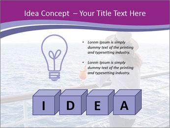 Girl enjoying PowerPoint Template - Slide 80