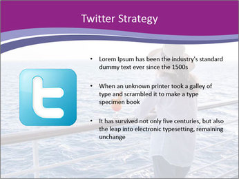 Girl enjoying PowerPoint Template - Slide 9