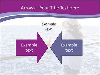 Girl enjoying PowerPoint Template - Slide 90