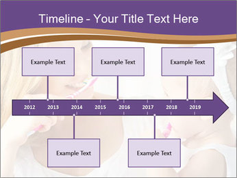 Mom teaches PowerPoint Templates - Slide 28