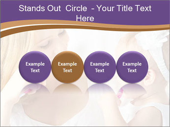 Mom teaches PowerPoint Templates - Slide 76