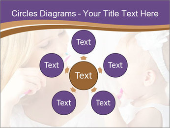Mom teaches PowerPoint Templates - Slide 78