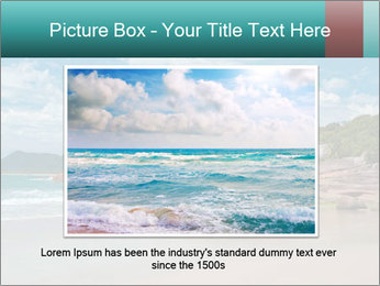 Beaches PowerPoint Template - Slide 15