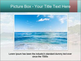 Beaches PowerPoint Template - Slide 16