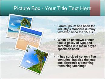 Beaches PowerPoint Template - Slide 17