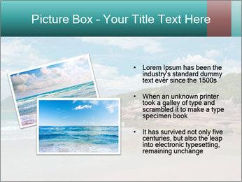 Beaches PowerPoint Template - Slide 20