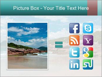 Beaches PowerPoint Template - Slide 21
