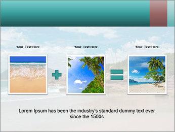 Beaches PowerPoint Template - Slide 22