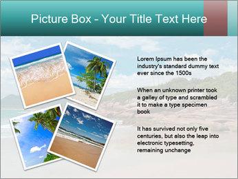 Beaches PowerPoint Template - Slide 23