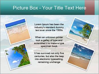 Beaches PowerPoint Template - Slide 24