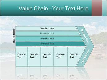 Beaches PowerPoint Template - Slide 27