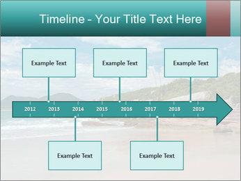 Beaches PowerPoint Template - Slide 28