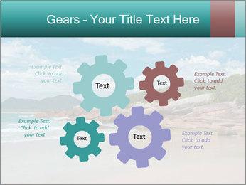 Beaches PowerPoint Template - Slide 47