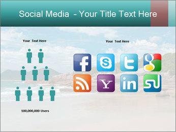 Beaches PowerPoint Template - Slide 5