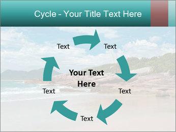 Beaches PowerPoint Template - Slide 62