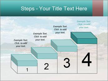 Beaches PowerPoint Template - Slide 64