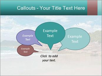 Beaches PowerPoint Template - Slide 73
