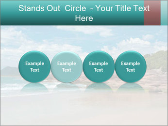 Beaches PowerPoint Template - Slide 76