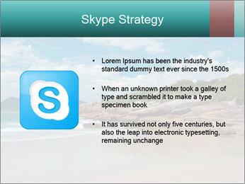 Beaches PowerPoint Template - Slide 8