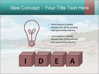 Beaches PowerPoint Template - Slide 80