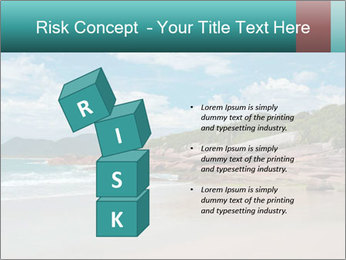 Beaches PowerPoint Template - Slide 81