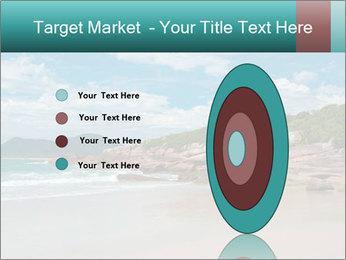 Beaches PowerPoint Template - Slide 84